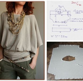 Stylish Blouse – DIY