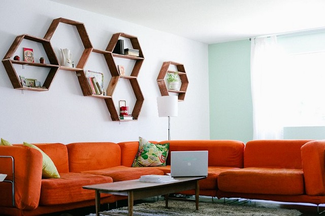 The Honeycomb Shelves (3)