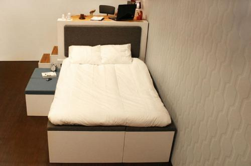 compact living matroshka-bed