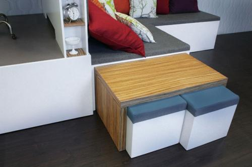 compact living matroshka-furniture