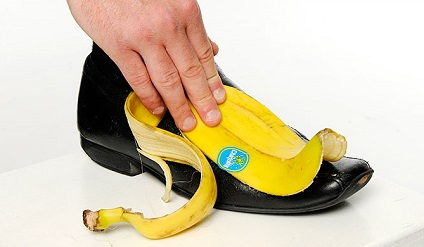 natural shoe polish banana