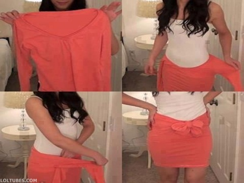 creative ways to wear clothes alldaychic