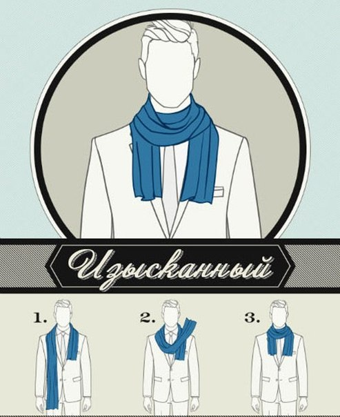 6 Ways to Tie a Man Scarf (4)