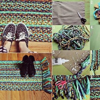 Beautiful Braided Rug – DIY