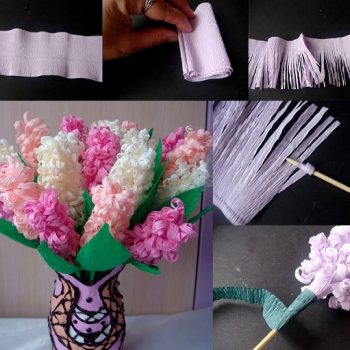 Beautiful Paper Flowers – DIY