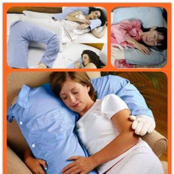 Funny Boyfriend Soft Pillow