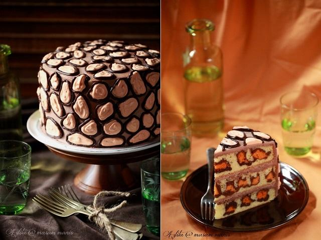 Leopard Cake Recipe