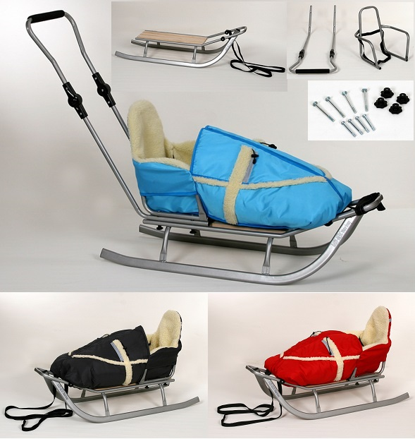 Sledges for babies