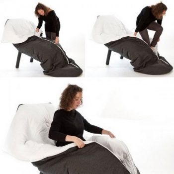 Unusual Armchair For Resting