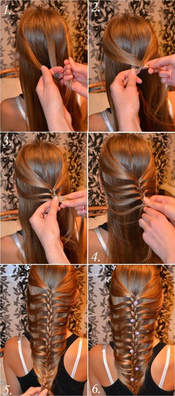 Tremendous Braided Hair Archives Alldaychic Hairstyle Inspiration Daily Dogsangcom
