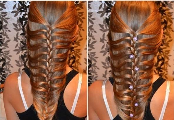 Remarkable How To Style Already Braided Hair Braids Hairstyle Inspiration Daily Dogsangcom