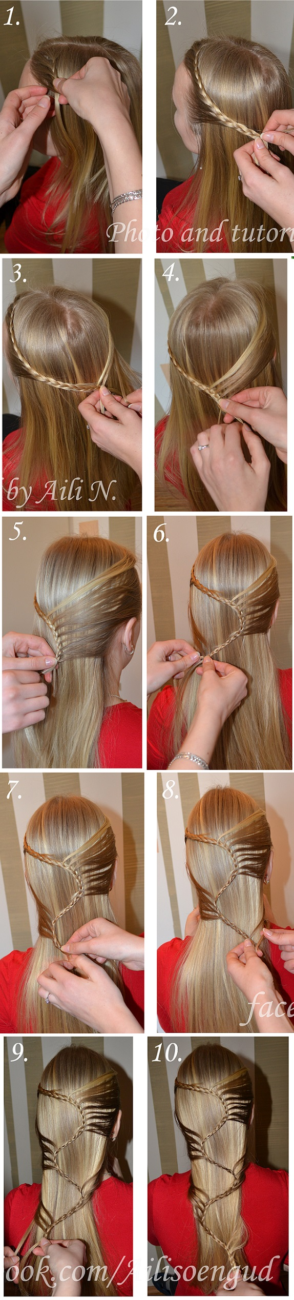 long hair hairstyle