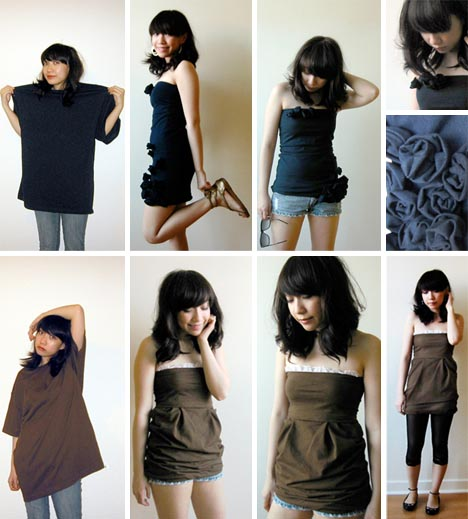 5 Ways to Upcycle Old Clothing - DIY - AllDayChic - photo #12