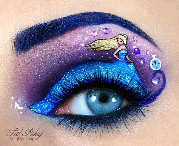 Amazing Eye-Makeup Designs by Tal Peleg (11)