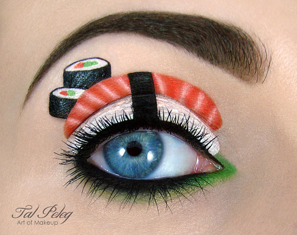 Amazing Eye-Makeup Designs by Tal Peleg (7)