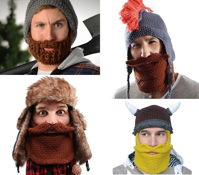 Amazing Hats That Keep You Warm and Manly This Winter