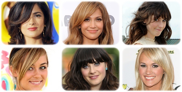 Hairstyles That Suit Your Face: Bangs That Suit Your Face Shape