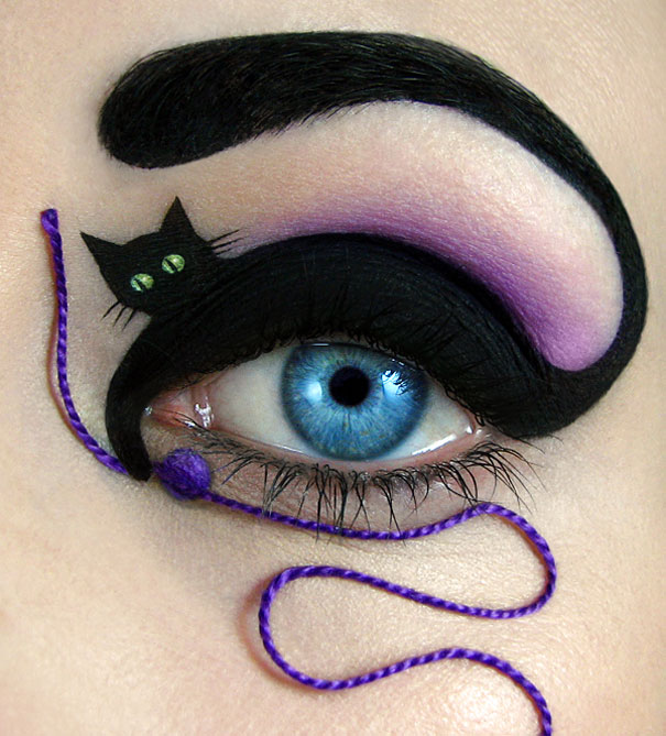 Amazing Eye Makeup Designs by