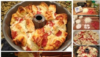 Easy to Make Pizza Bread