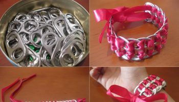 Pop Tabs Bracelet – DIY (2)