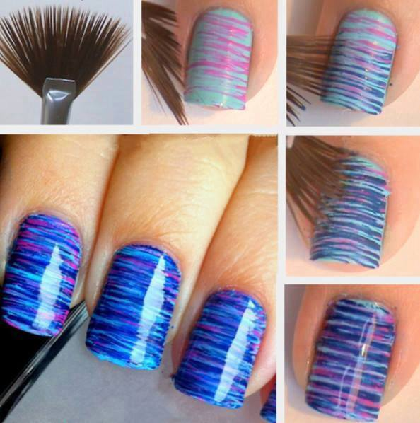 Super Nail Design Idea Diy Alldaychic