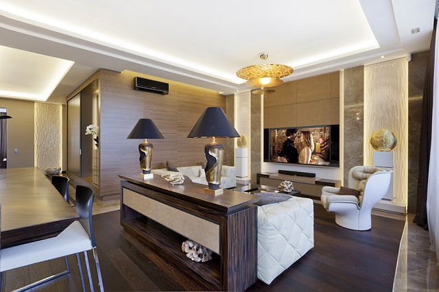 Luxurious Interior Design In St Petersburg Alldaychic