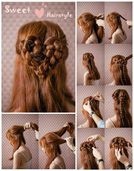 The Most Romantic Hairstyle