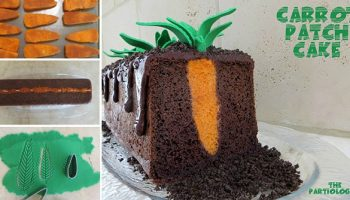 Carrot Patch Cake Recipe