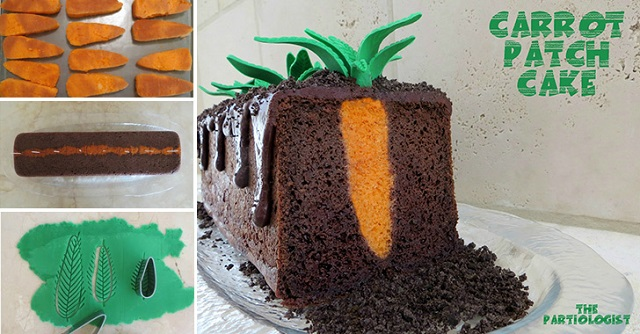 Carrot Patch Cake Recipe Alldaychic