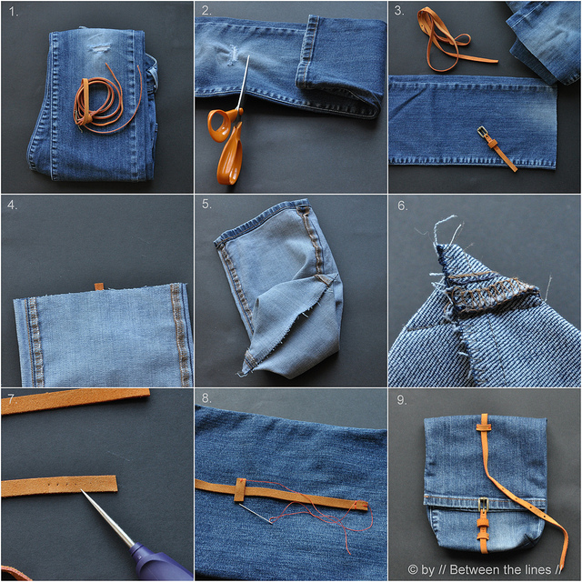Denim Bag - DIY (2)