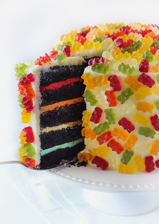 Cake With Many Thin Layers
