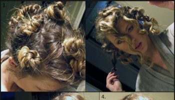 How to Get Natural Curls