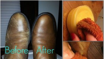 Refurbish Suede and Leather Boots – DIY