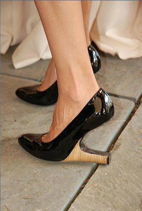 Strange High Heels