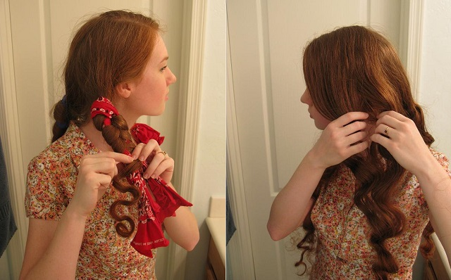 no heat curls (2)