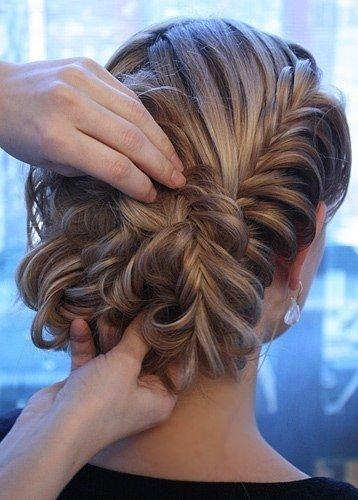Fabulous Amazing Braided Hairstyle Alldaychic Hairstyle Inspiration Daily Dogsangcom