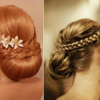 Beautiful Evening Hairstyle (3)
