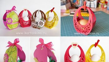 Easter Baskets – DIY