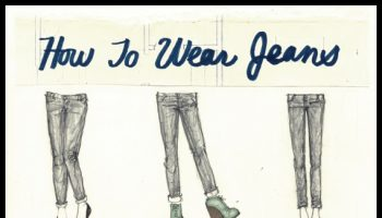 Creative Ways on How to Wear Jeans