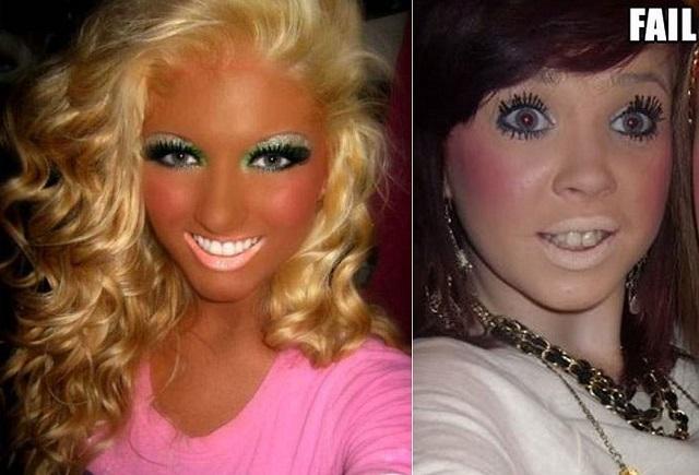 Epic Make-up Fails (3)