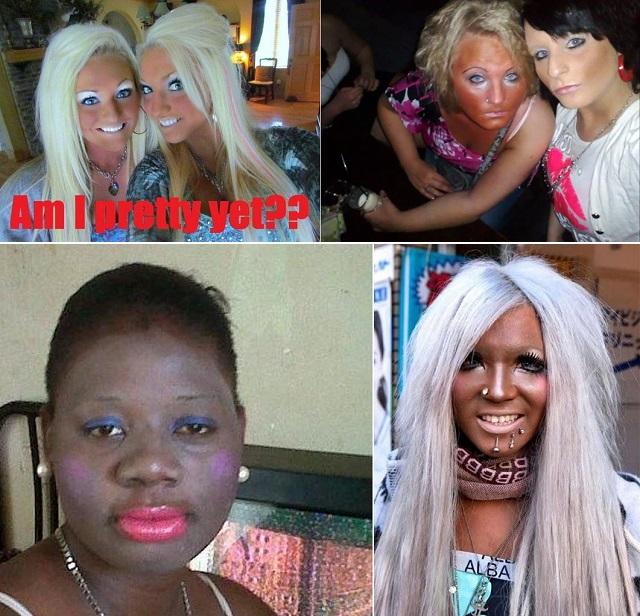 Epic Make-up Fails (4)