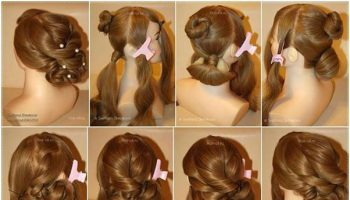 Evening Hairstyle Tutorial