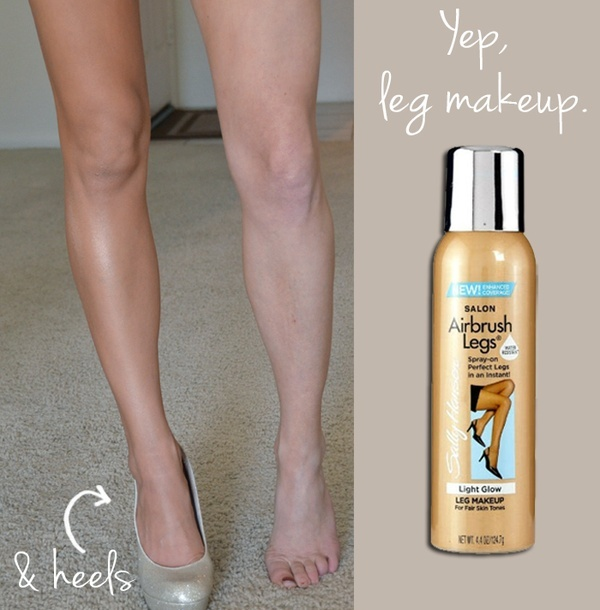 How to Have Fabulous Legs Without Tanning