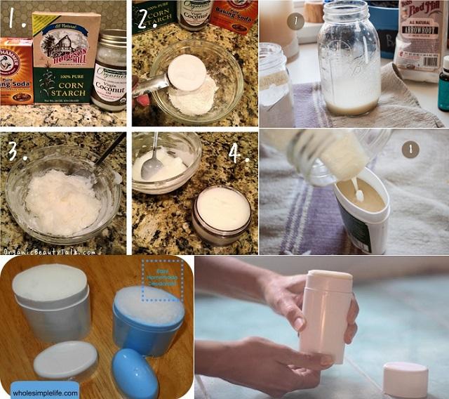 How to Make Natural Deodorant at Home - DIY