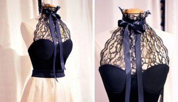 Seductive Dress Made of T-shirt Top – DIY