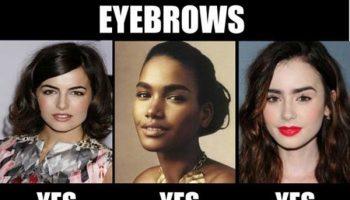eyebrows-women