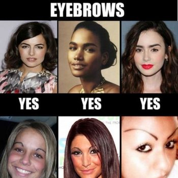 eyebrows-women