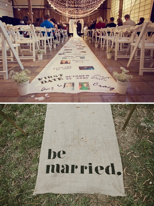 10. Awesome and Fun Wedding Ideas