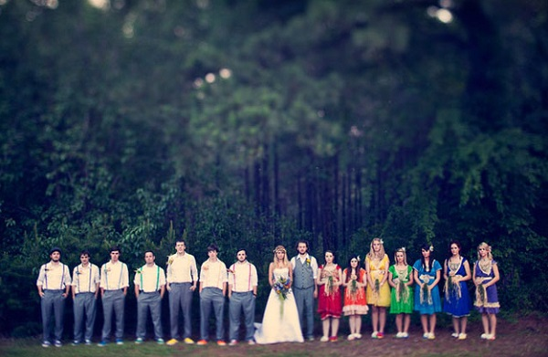 17 Awesome and Fun Wedding Ideas