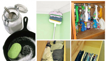 19 Cleaning Hacks Everyone Should Know
